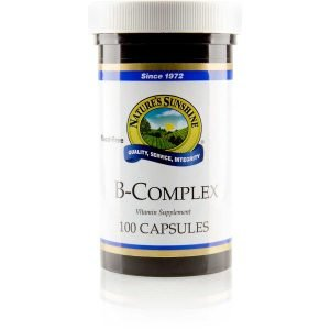 B – Complex: Nourishes the nervous system