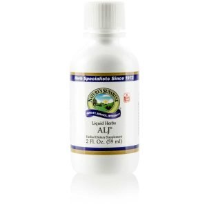 ALJ Liquid (fenugreek & fennel): Soothes cough