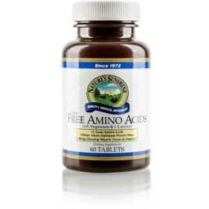 Free Amino Acids: Help form and maintain muscle tissue.
