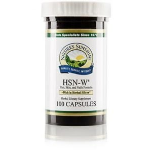 HSN-W, Horsetail & Rosemary Combination