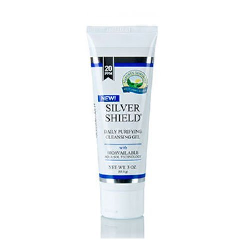 Silver Shield Gel (20 ppm) (85g)