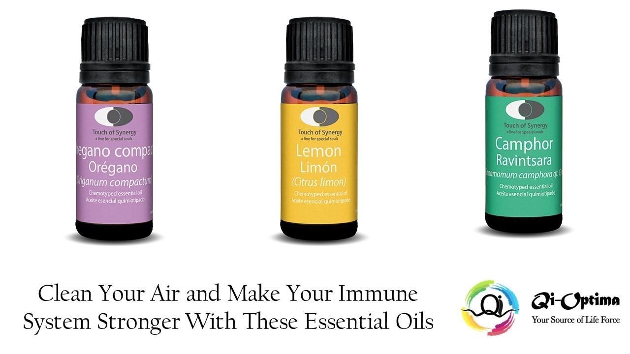 Essential Oils, (Cinnamomum camphora) (Citrus lemon) (Oregano compact)