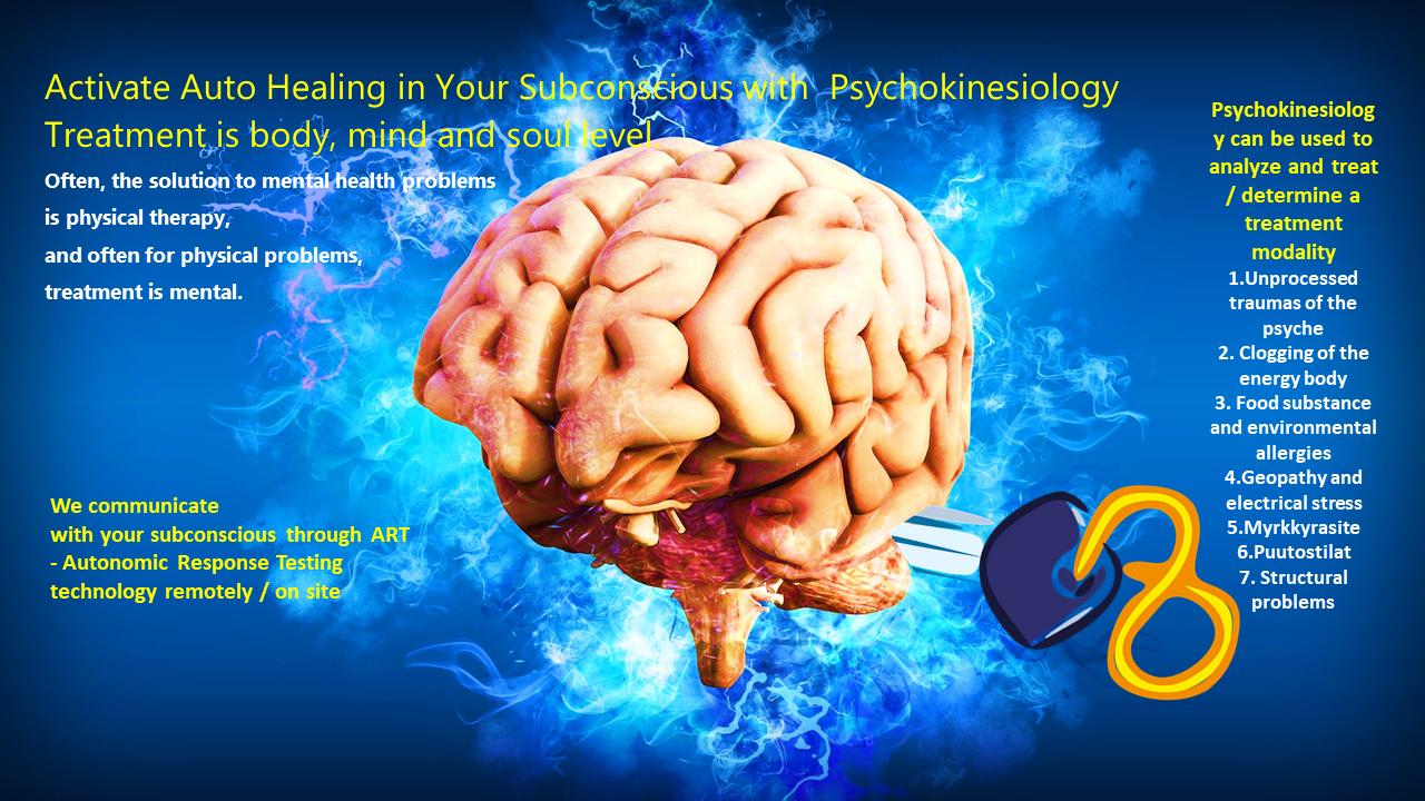 PSYCHOKINESIOLOGY