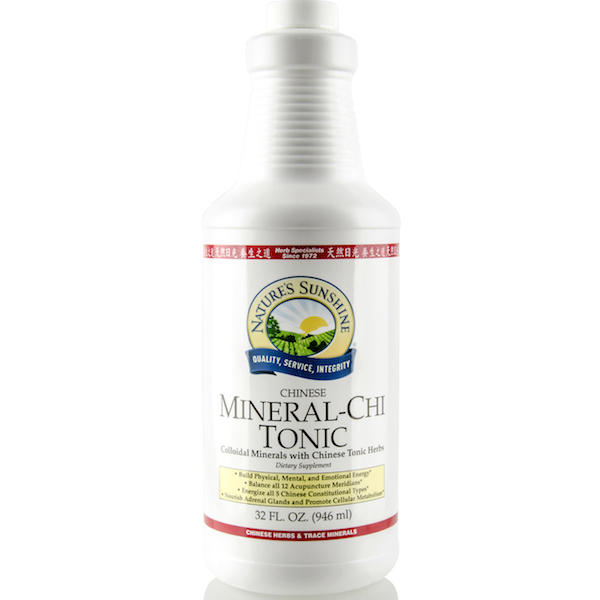 Mineral-Chi Tonic, Chinese (32 fl. oz.)