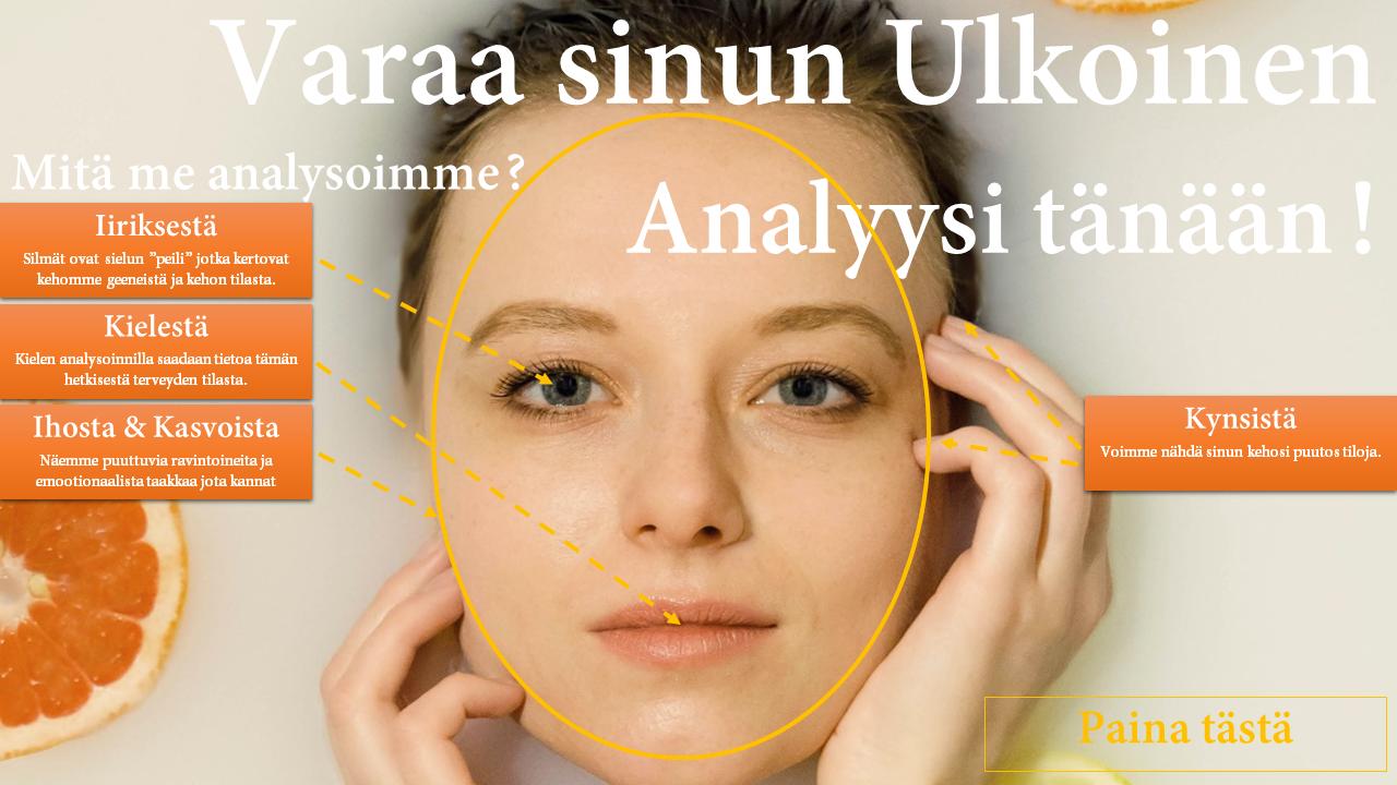 Ulkoinen Analyysi
