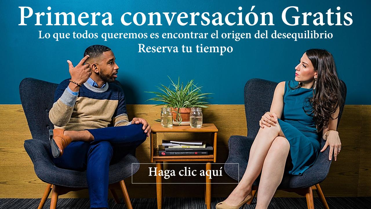 PRIMERA CONVERSACIÓN SIN GASTO Y SIN COMPROMISO