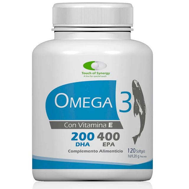 Super Omega 3 with Vitamin E