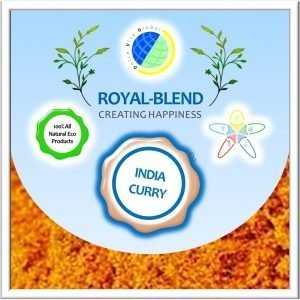 India Curry I Royal Blend