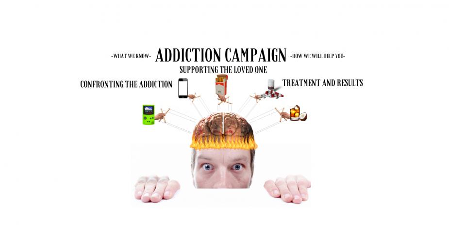 ADDICTION CAMPAIGN